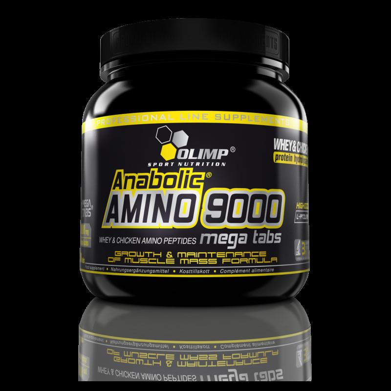 olimp anabolic amino 9000 mega caps forum