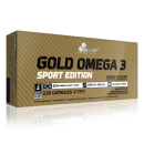Olimp Nutrition Gold Omega 3 Sport Edition 1000mg - 120...