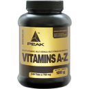 PEAK Vitamins A-Z - 240 Tabletten