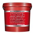 Scitec Nutrition 100% Whey Protein Professional - 5000g  Chocolate Hazelnut