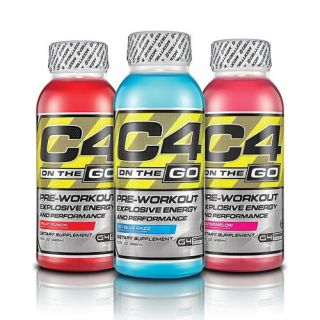 Cellucor C4 On The Go - 295 ml