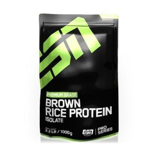 Esn Brown Rice Protein Isolate - 1kg