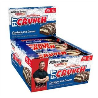 Fortifx Fit Crunch Bar - 88g