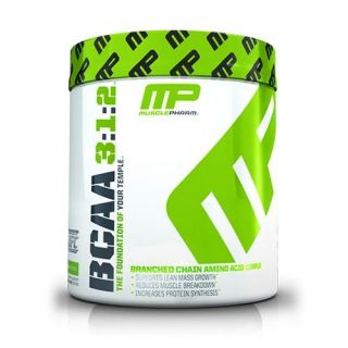 MusclePharm BCAA 3:1:2 - 234g Pulver