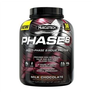 Muscletech Phase8 - 2090g
