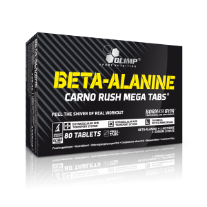 Olimp Nutrition Beta-Alanine - 80  Tabletten