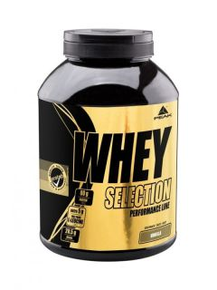 PEAK Whey Selection - 1800g Vanille