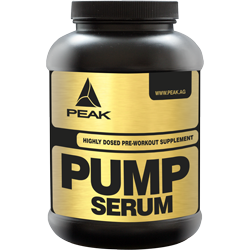 Peak Pump Serum - 600g