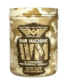 Scitec Nutrition Muscle Army War Machine - 350g Pulver