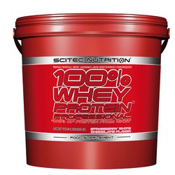 Scitec Nutrition 100% Whey Protein Professional - 5000g...