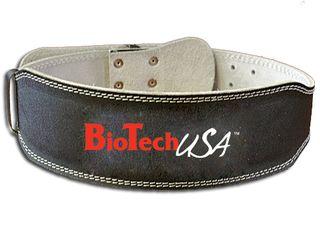 Biotech USA Austin Belt Leather - Black
