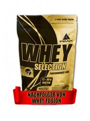 PEAK Whey Selection - 1000g Cookies&Cream