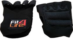 Fit4Life Fitness Gloves - 3SS-FT-160 M