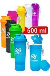Smart Shake SLIM Neon - 500ml Yellow