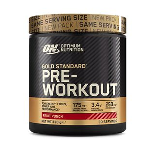 Optimum Nutrition Gold Standard pre Work Out -330g
