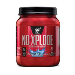 BSN N.O.Xplode 3.0 - 1kg Green Apple