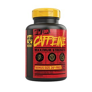Mutant Core Series Caffeine - 240 Tablleten