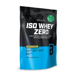 Biotech USA Iso Whey Zero - 500g Cookies Cream