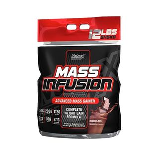 Nutrex Mass Infusion - 5450g