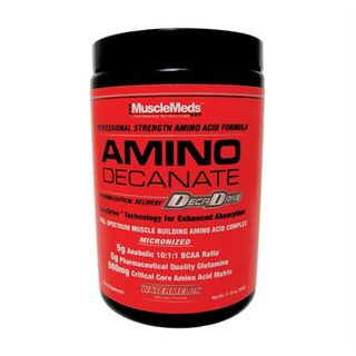 MuscleMeds Amino Decanate - 360g Pulver