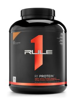 RULE 1 Whey Protein Isolate - 2228 g