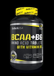 Biotech USA BCAA+B6 -  340 Tabletten