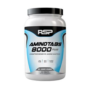 RSP NUTRITION Amino Tabs 8000 Plus - 325 Tabletten