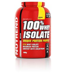 NUTREND 100 % Whey Isolate - 1800 g