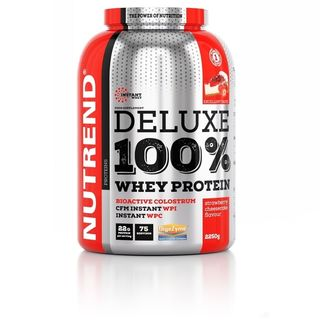 NUTREND 100 % Deluxe Whey Protein - 2250 g