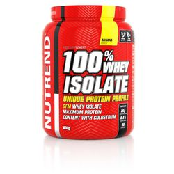 NUTREND 100 % Whey Isolate - 900 g