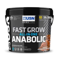USN Fast Grow - 4 Kg Chocolate