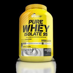 Olimp Nutrition Pure Whey Isolate 95 - 2200g Vanille