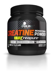 Olimp Nutrition Creatine Monohydrate Powder - 500g Pulver