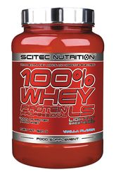 Scitec Nutrition 100% Whey Protein Professional LS - 920g