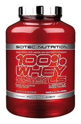 Scitec Nutrition 100% Whey Protein Professional LS -...