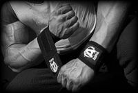Universal Nutrition Animal Wrist Wraps - One Size