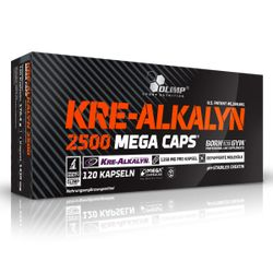 Olimp Nutrition Kre-Alkalyn - 2500 mega caps - 120 Kapseln