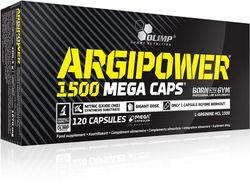 Olimp Nutrition Argi Power 1500 - 120 Kapseln