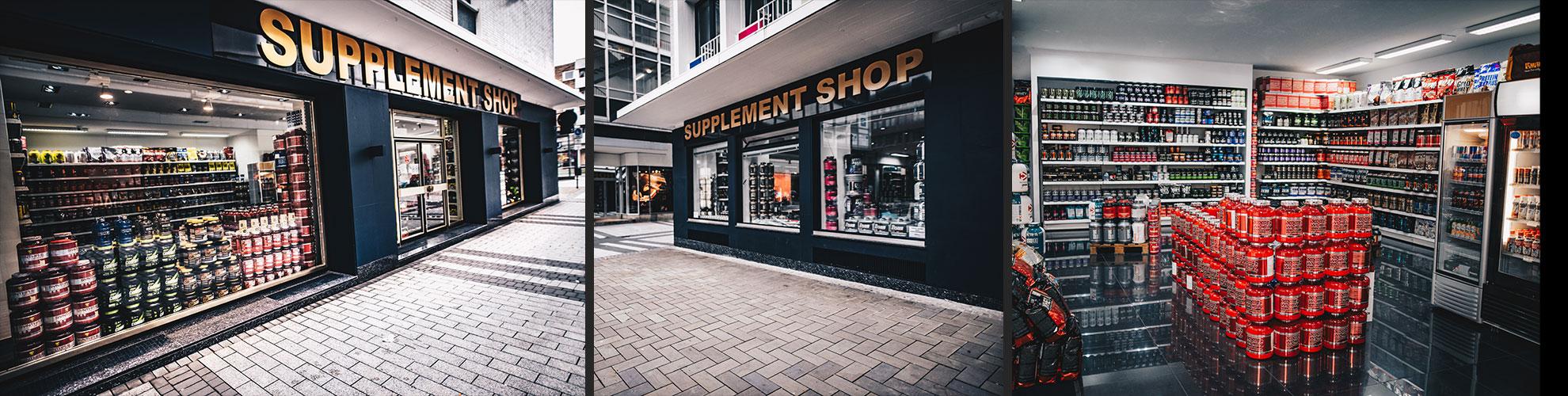 Supplement Shop Köln - Ihr Ansprechpartner fü
